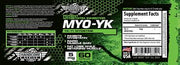 MYO YK 11 Hardcore Series Savage Line Labs Label