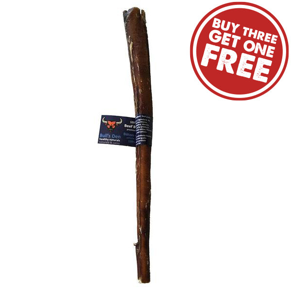 Organic & Natural Bully Stick - Medium