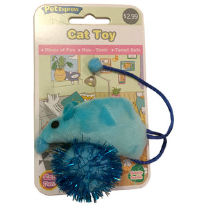 Catnip Mouse Blue