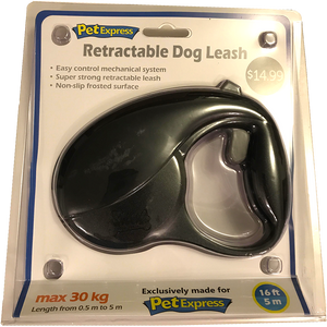 Retractable Dog Leash Medium