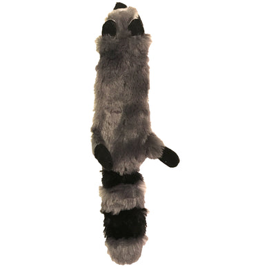 Skinny Raccoon Dog Toy