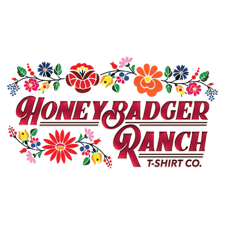 Honey Badger Ranch T-Shirt Co.