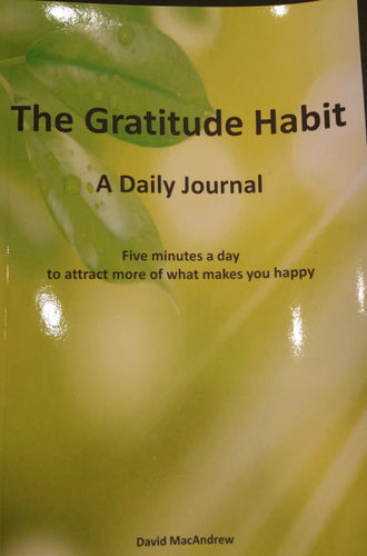 Daily Gratitude Journal - for capturing those daily memories you are grateful for