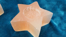 STAR Pink Himalayan Salt Tea Light Candle Holder