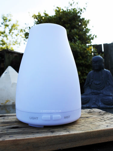 NEW 101 Small Space, Ioniser, Ultrasonic Diffuser, Mood lighting (10% off)