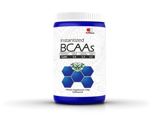 BellPharm BCAA Unflavored