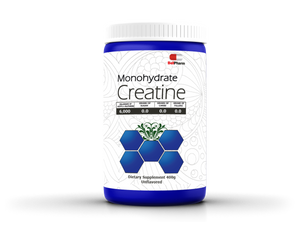 BellPharm Creatine Monohydrate Unflavored