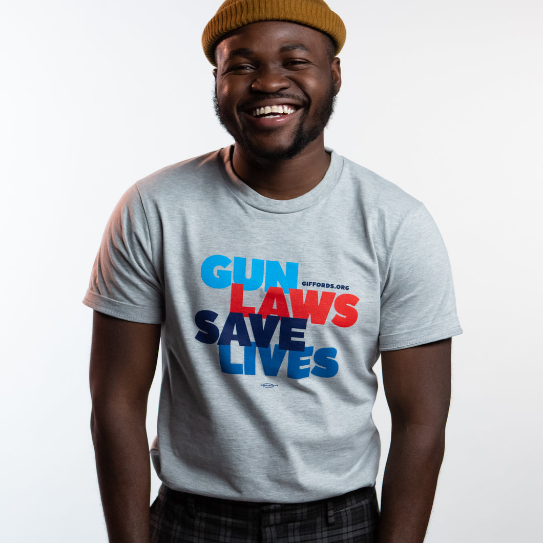 Gun Laws Save Lives Tee