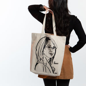 Live Courageously Tote