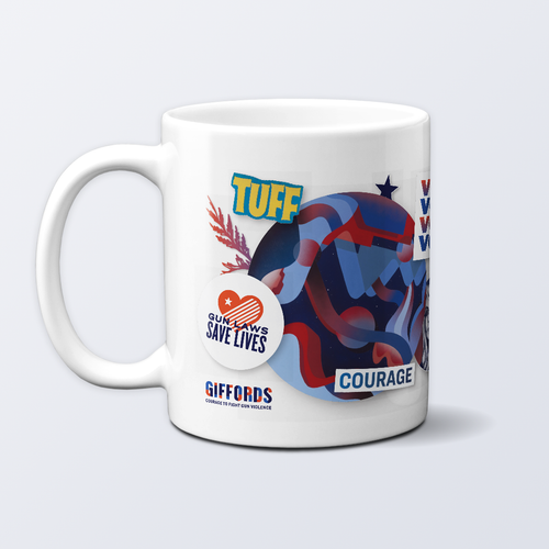 Courage Collab Mug