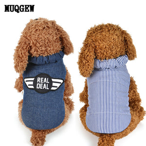 Small dogs Double-sided winter jacket