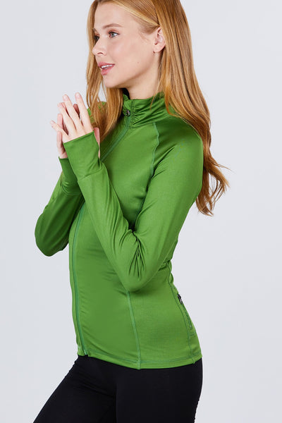 Workout Track Jacket