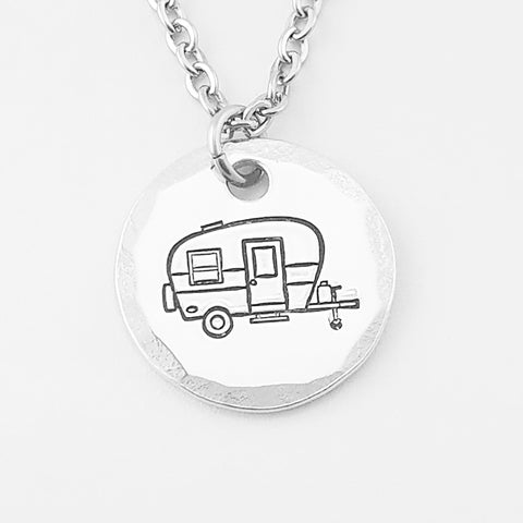 Camper Necklace