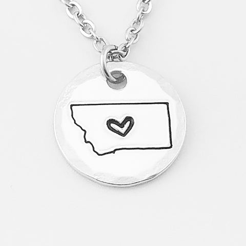 Montana Charm Necklace