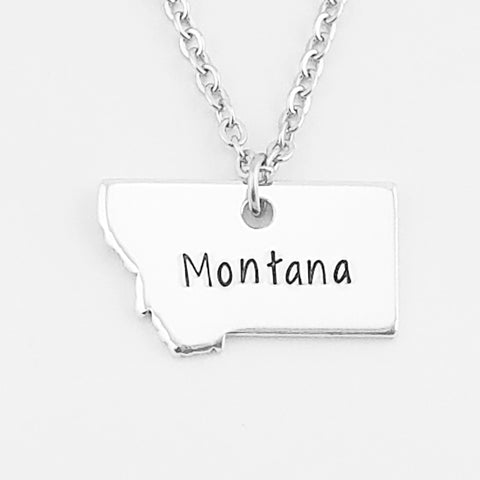 RETIRING STYLE Montana Pride Necklace