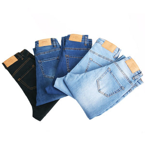 Women's High Waist Stretch Denim Jeans