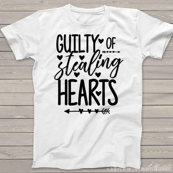 Stealing Hearts Women's Tee