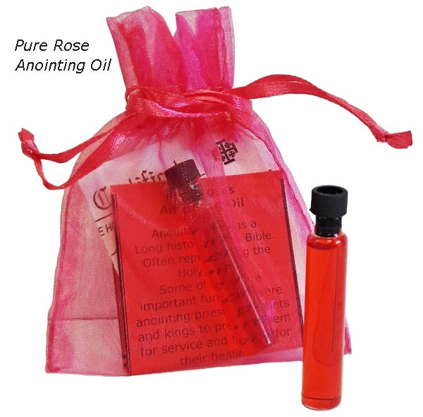 Pure Roses Holy Anointing Oil