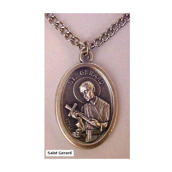 St. Gerard Medal Necklaces