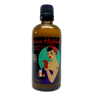 Cuban Highball Aftershave Splash & Skinfood