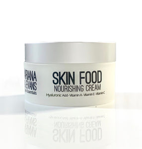 Skin Essentials Skin Food & Nourishing Cream