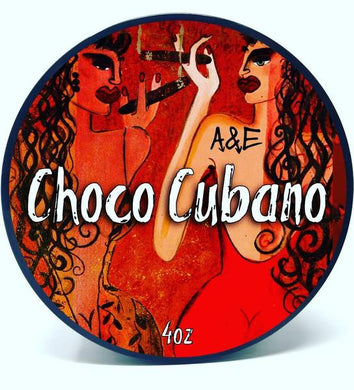 Choco Cubano Aftershave & Skin Food