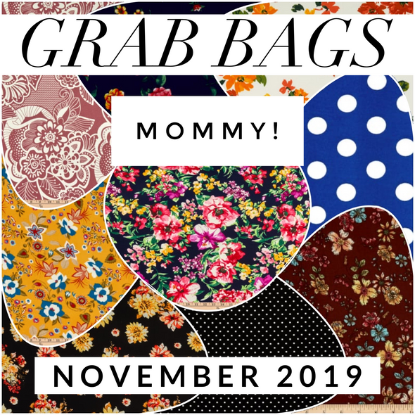 Mommy Grab Bags 11/29