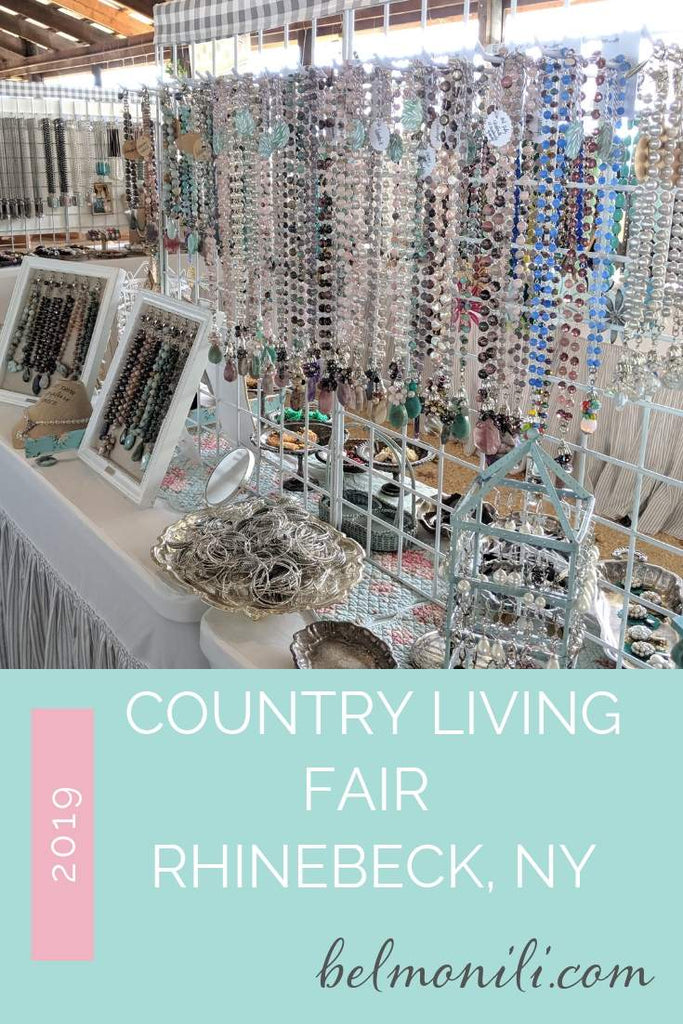 Country Living Fair in Rhinebeck, NY 2019