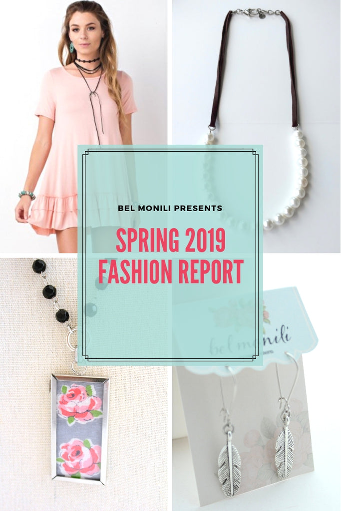 5 Totally Wearable Style Trends For Spring 2019