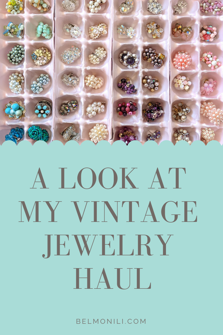 bel monili vintage costume jewelry collection