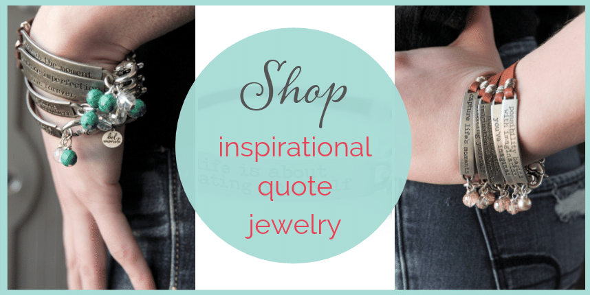 leather quote bracelets, inspirational quote jewelry