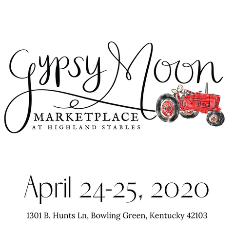 Gypsy Moon Marketplace Spring 2020