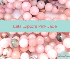 what is pink jade