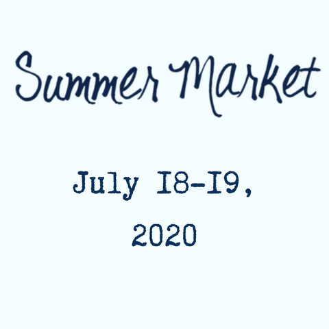 The Summer Market 2020