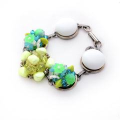 vintage colorful bracelet