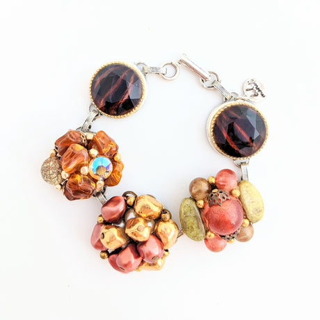 bel monili fall color bracelet