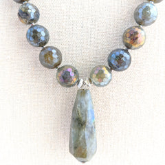 Labradorite Pendant Necklace