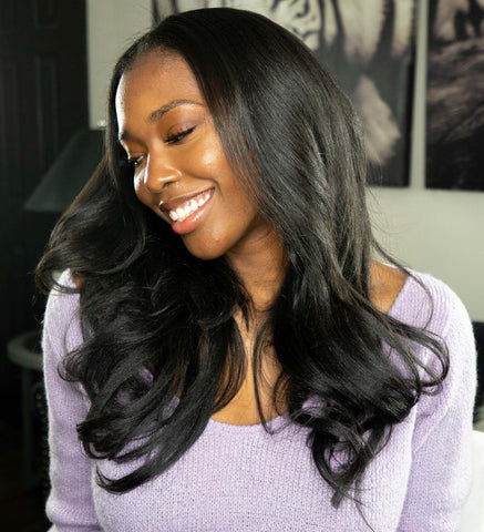 10 Piece Clip Ins - Indian Blowout