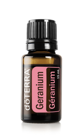 dōTERRA Geranium Essential Oil - 15ml