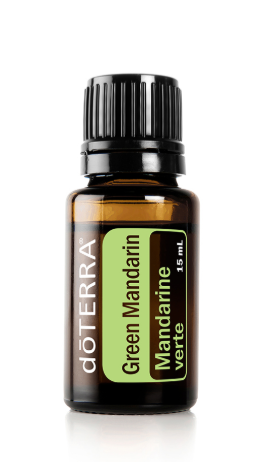 dōTERRA Green Mandarin Essential Oil - 15ml