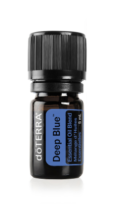 dōTERRA Deep Blue® Essential Oil Blend - 5ml