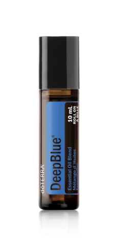 dōTERRA Deep Blue® Essential Oil Blend - 10ml Roll On