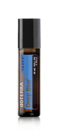 dōTERRA Deep Blue® Essential Oil Blend Touch - 10ml Roll On