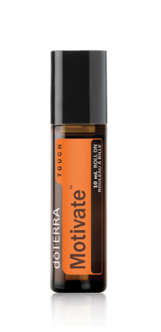 dōTERRA Motivate® Essential Oil Blend Touch - 10ml Roll On