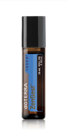 dōTERRA ZenGest® Essential Oil Blend Touch - 10ml Roll On