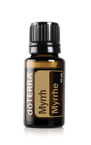 dōTERRA Myrrh Essential Oil - 15ml (NHP)