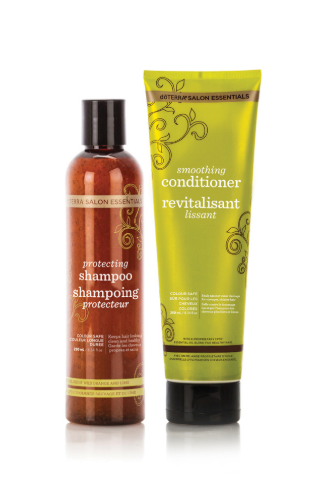 dōTERRA Salon Essentials® Protecting Shampoo and Smoothing Conditioner