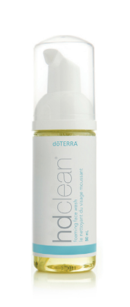 dōTERRA HD Clean® Foaming Face Wash