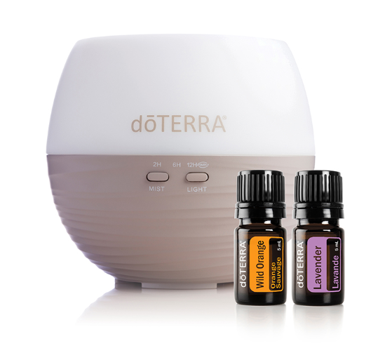 dōTERRA Petal Essential Collection