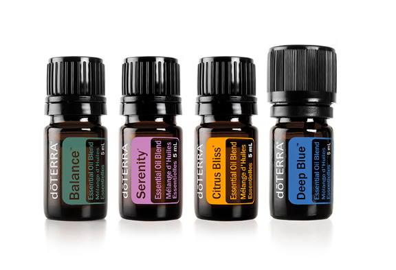 dōTERRA SPA Collection